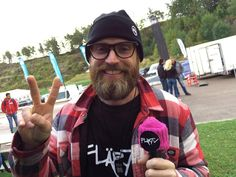 FlärTV stopped by our tent in Uddevalla and grabbed a beanie at #mxsm -  check them out on youtube!  #dwbtoftshit #flärtv #flartv #freddeflair #flairtv #in4lifecollection #in4life #dirtbike #mxgirls #mx #uddevalla #motocross #motocrosslife #fmx #bmx #bmxlife #fmxlife #beanie #beanielife
