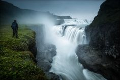 [ ... lost in iceland ... gullfoss ] by D-P  Photography