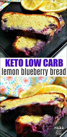 Recipe Chicken Fried Rice - How to Cook Chicken Fried Rice This Keto Low Carb Lemon Blueberry Bread Will Help Satisfy Those Cravings For Baked Goods In A Way That Keeps You On Program. The Fresh Lemon And Blueberry Flavors Make This Perfect To Serve With Low Carb Desserts, Low Carb Recipes, Dessert Recipes, Dinner Recipes, Drink Recipes, Bread Recipes, Cooking Recipes, Pain Keto, Coconut Flour Bread