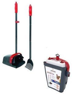 Petmate Swivel Bin & Rake Durable Plastic Pooper Scooper for sale online Waste Management System, Pet Mat, Pet Supplies, Handle, Dog, Pets, Collection, Diy Dog, Pet Products