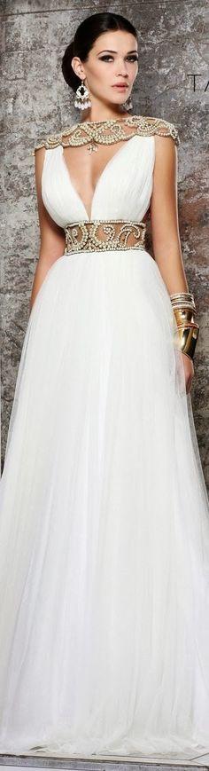 Fantásticos vestidos elegantes de primavera