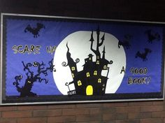 library displays and bulletin boards | Library Resources » @ your library