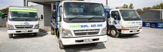 Skip Bins Adelaide from $120. Professional & reliable rubbish hire business in Adelaide delivering cheap mini skips to more than 200 Adelaide suburbs. Cumberland Park, Camden Park, Bedford Park, Melrose Park, Croydon, Saint George, West Lake, Old Tv, Business