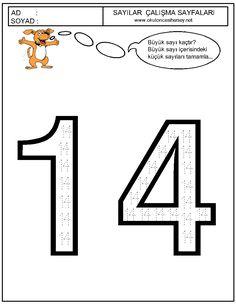 66 Heyecan Verici 10 20 Sayılar Görüntüsü 2019 Math Activities