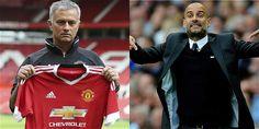 Blog Noticias al Minuto: Premier League: Mourinho vs. Guardiola, el enfrentamiento de la fecha en Inglaterra