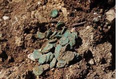 money hoard found