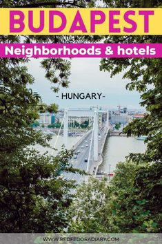 Where to stay in Budapest? This guide is jam packed with Budapest neighborhoods, hostels, hotels, apart-hotels, and apartments! | where to stay in budapest hungary | budapest where to stay | budapest neighborhoods | budapest hotels | hotels in budapest | best hotels in budapest | budapest hungary hotels | best hotels budapest | budapest hostels Travel Advise, Travel Articles, Travel Photos, Europe Travel Guide, Travel Abroad, Travel Guides, European Vacation, European Travel, Best Hotels In Budapest