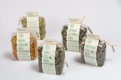 GreenLife Tea packaging by Filip Nemet