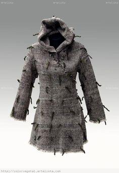 vestuario con telar cuadrado - Buscar con Google