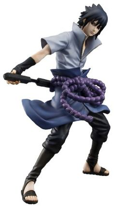Megahouse Naruto Shippuden: Sasuke Uchiha GEM Series PVC Figure. #Anime #Figures #Sculptures #gosstudio #Gift .★ We recommend Gift Shop: http://www.zazzle.com/vintagestylestudio ★