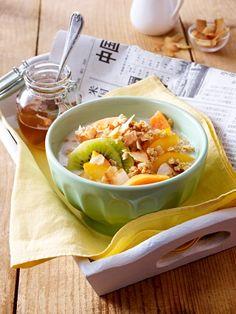Müsli selber machen: Gesundes Frühstück