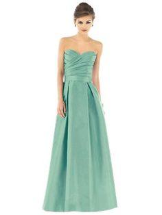 Alfred Sung Bridesmaid dress