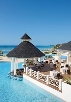 Secrets St. James, Montego Bay. Let Uniglobe Travel Designers help plan your dream getaway! www.uniglobetraveldesigners.com