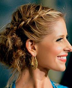 Google Image Result for http://media2.intoday.in/cosmo/images//stories/cosmo/September09/091005014632_BeautyHair_s1.jpg french braid then gather into a messy bun.
