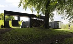 A new villa in the Chilterns, Chinnor, 2012 - Lazzarini Pickering Architetti