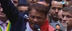 Wlad Costa (SD-PA) vota pelo impeachment de Dilma Rousseff (Foto: Reprodução)