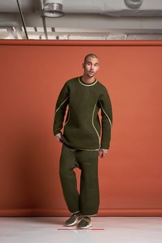 BYBORRE 2018 fall winter collection lookbook knit design