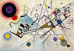 Pick one object in this painting and think of a sound that could capture its shape and color. Wassily Kandinsky, Pictures To Paint, Art Pictures, Nyc Art, Canvas Prints, Art Prints, Canvas Fabric, Arts Ed, Art Moderne