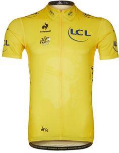 le coq sportif MAILLOT JAUNE TOUR DE FRANCE Vest yellow Bunnies a75b788cc