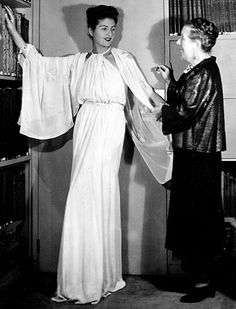 Lanvin is the oldest fashion house still designing today!  Learn about the history of Lanvin at the Vintage Fashion Guide brought to you by Rice and Beans Vintage. http://www.vintagefashionguide.com/2014/09/house-lanvin-history/