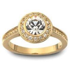 My Angelic Swarovski ring. Love it ❤️