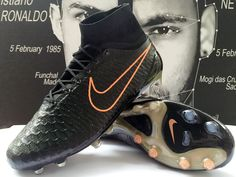 Nike Mercurial Superfly FG Black