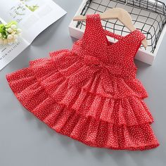 Girls Dresses Sewing, Kids Outfits Girls, Toddler Girl Dresses, Little Girl Dresses, Dresses For Toddlers, Baby Girl Party Dresses, Baby Girl Frocks, Frocks For Girls, Cute Baby Dresses
