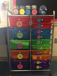 Superorganized classroom! I'll have to incorporate some of these for my 1st grade class