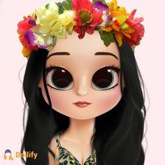 Do you like Katy Perry? Kawaii Girl Drawings, Cute Animal Drawings Kawaii, Girly Drawings, Cute Girl Wallpaper, Cute Disney Wallpaper, Cute Cartoon Wallpapers, Cute Cartoon Girl, Cartoon Girl Drawing, Cartoon Drawings