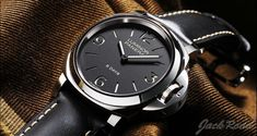 PANERAI Luminor Base 8Days Acciaio  / Ref.PAM00560