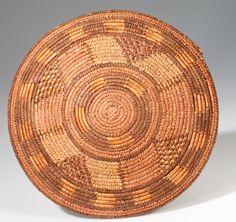 Africa | Basket from Somalia | Plant Fiber | ca. 1901