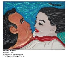 Maripaz Jaramillo | Galería El Museo Artist Painting, Disney Characters, Fictional Characters, Paintings, Artists, Disney Princess, Women, Museums, Paint