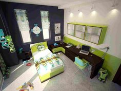 lime green bedroom decor - decor ideasdecor ideas | bedrooms