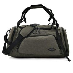 Waterproof Durable Gym Yoga Training Outdoor Fitness, Travel, Climbing Sports Travel All Seasons Handbag Price: 25.13 & FREE Shipping #bag #chanel #clothes #siambrandname #followme #luxury #sbn #happy #follow #fashionblogger #summer #instadaily Backpack Bags, Women's Duffel Bags, Mens Weekend Bag, Large Shoulder Bags, Sport Casual, Army Green, Box, Gym Bag