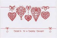 Image Search Results for zentangle hearts