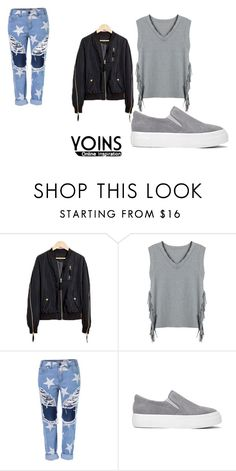 """Untitled #50"" by tinak-ii ❤ liked on Polyvore featuring yoins"
