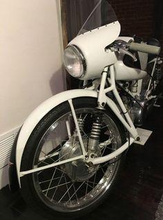 Moto Rumi Junior Corsa - Front Wheel Motorbikes, Motorcycles, Motorcycle, Motorcycle, Choppers, Crotch Rockets