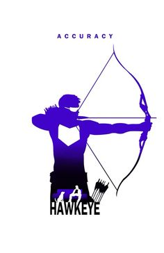 Hawkeye - Accuracy by Steve Garcia