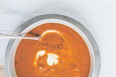 Out-of-season tomato soup – Recipes – Bite
