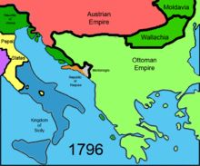 Modern political history of the Balkans from 1800 onwards. - Wikipedia, the free encyclopedia