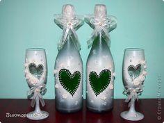 свадьба две бутылки шампанского - Поиск в Google