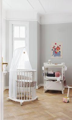 Tips from a Stylist: Create your dream nursery    Scandinavian Design