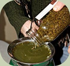 From me to you: Dont let the picture fool ya! Tinctures are fantastic, and easy to make. You will save a bundle! Just make sure that you have NO sensitivities to the plant substance being used. And be sure your containers for holding are Healing Herbs, Medicinal Herbs, Natural Healing, Natural Herbs, Natural Oils, Herbal Tinctures, Herbalism, Natural Health Remedies, Herbal Remedies