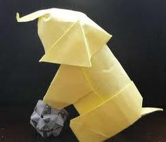 Google Image Result for http://www.papercraftcentral.net/wp-content/uploads/2012/04/Animal-Origami-Dumbo-Elephant.jpg