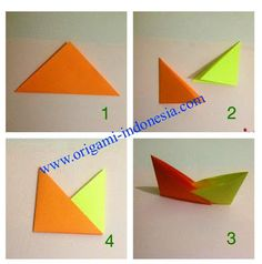 Diagram | Klub Origami IndonesiaCategory
