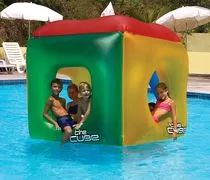 Swimline The Cube Inflatable Pool Toy. Get unbelievable discounts up to 50% Off on Clearance Blowout using coupons.