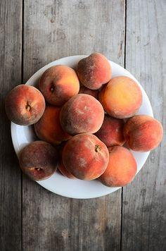 Homemade Peach Jam (Homemade Butter In A Jar) Fruit And Veg, Fruits And Veggies, Fresh Fruit, Peach Jam, Homemade Butter, Just Peachy, Jam Recipes, Sweet Tea, Still Life