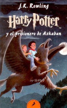 Harry Potter y el prisionero de azkaban libro