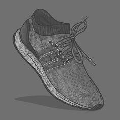 hot sale online 6b5f9 b9a35 Adidas - Adidas ultra boost - Boost - Uncaged Ultra Boost - Sneaker Art