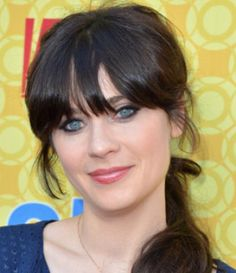 How to get Zooey Deschanel's vintage hairdo tutorial (in Portuguese but with plenty of pics!)